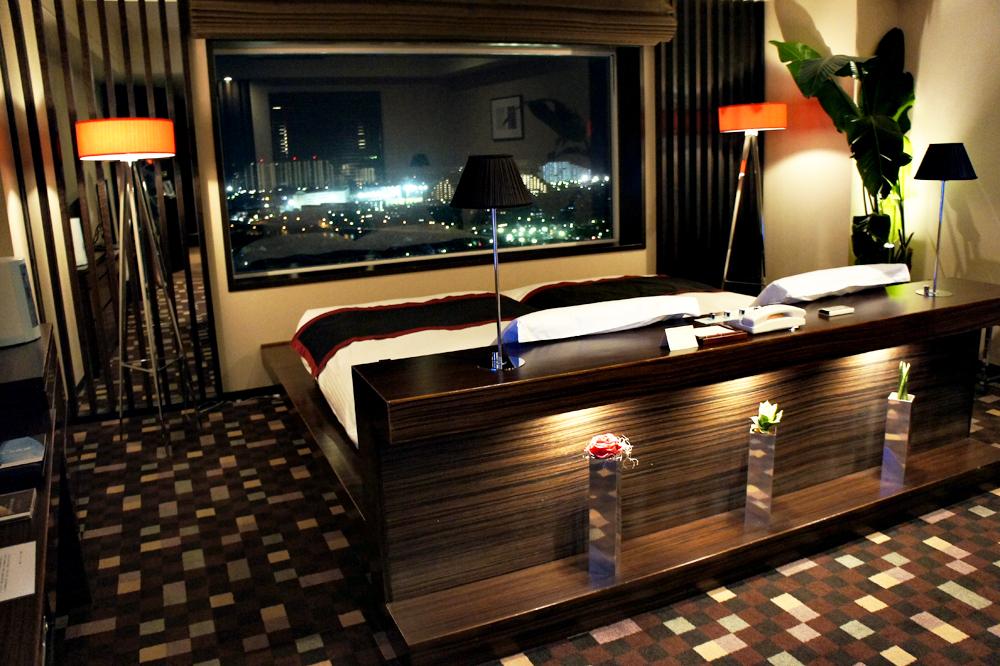 浦安ブライトンホテルのPREMIUM DOORSフロアのThe Upper 12