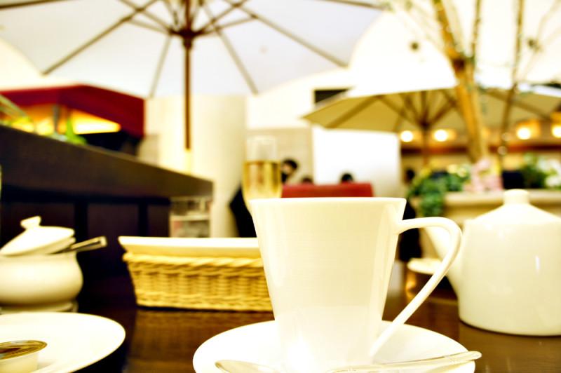 浦安ブライトンホテルで朝食