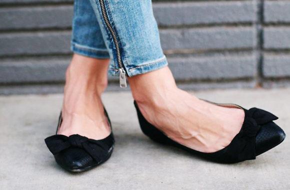 東日本大震災の日、数か月ぶりに偶然履いたペタンコ靴のおかげで4時間歩くことができた