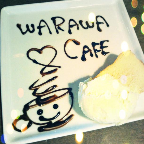 別府のカフェ「WARAWA CAFE」
