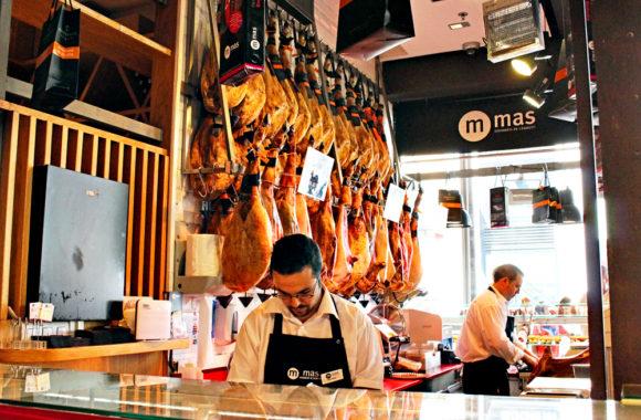 マドリードのサン・ミゲル市場