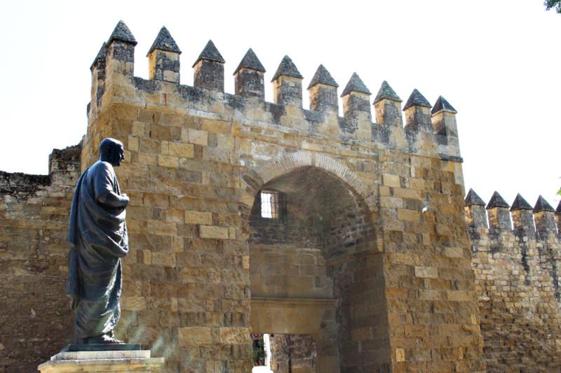 コルドバの旧ユダヤ人街を散策