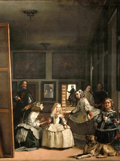 プラド美術館で見た、ヴェラスケスとゴヤ