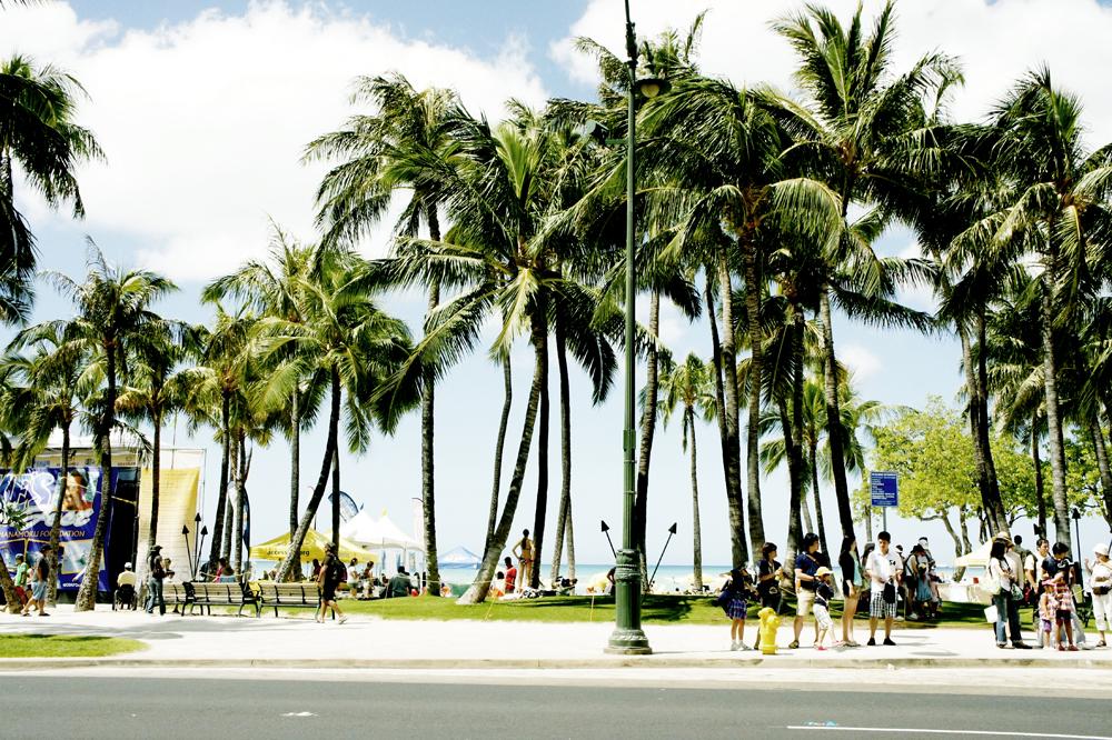 ハワイに行ってきたよ♪