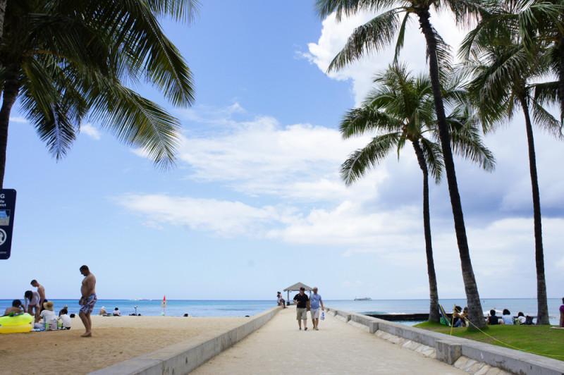 ハワイにまた必ず来る!