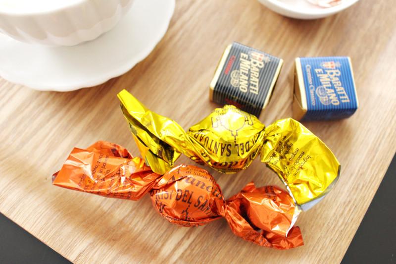海外のチョコのかわいいパッケージ
