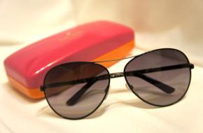 憧れのティアドロップ型のサングラス買った♡