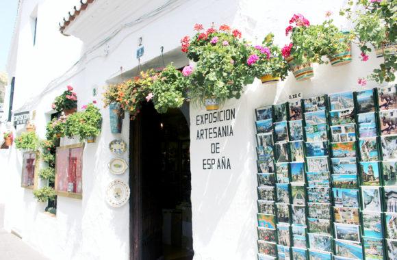 スペインの白い村、ミハス