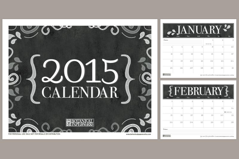 無料でダウンロードできるオシャレなカレンダーまとめ